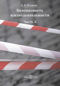 Всеволод Плошкин -Безопасность жизнедеятельности. Часть 2