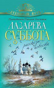 Николай Толстиков - Лазарева суббота. Расказы и повести