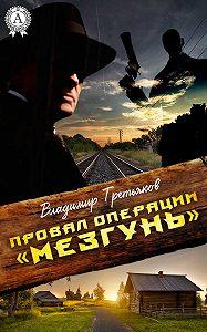 Владимир Третьяков - Провал операции «Мезгунь»