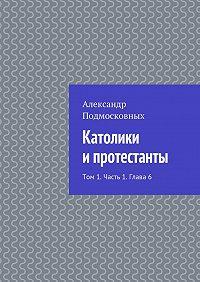 Александр Подмосковных - Католики ипротестанты. Том 1. Часть 1. Глава6