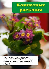 Илья Мельников -Все разновидности комнатных растений (от Л до Я)