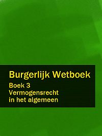 Nederland -Burgerlijk Wetboek boek 3