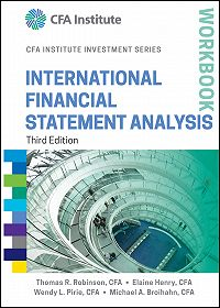 Henry Elaine -International Financial Statement Analysis Workbook