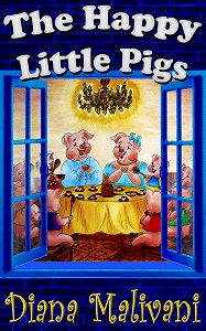 Diana Malivani - The Happy Little Pigs