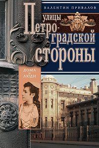 Валентин Привалов -Улицы Петроградской стороны. Дома и люди