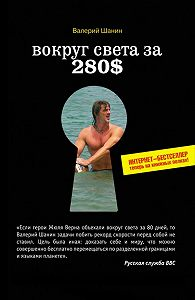 Валерий Шанин - Вокруг света за 280$. Интернет-бестселлер теперь на книжных полках