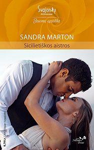 Sandra Marton -Sicilietiškos aistros