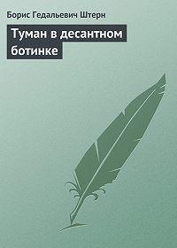 Борис Штерн -Туман в десантном ботинке
