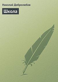 Николай Добролюбов -Школа
