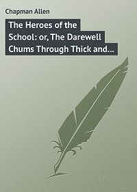 Allen Chapman -The Heroes of the School: or, The Darewell Chums Through Thick and Thin
