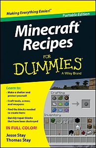 Jesse Stay -Minecraft Recipes For Dummies
