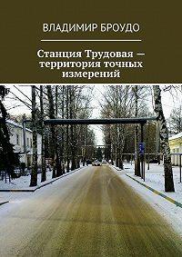 Владимир Броудо -Станция Трудовая– территория точных измерений