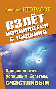 Анатолий Некрасов -Взлет начинается с падения. Ваш шанс стать успешным, богатым, счастливым