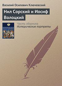 Василий Ключевский -Нил Сорский и Иосиф Волоцкий