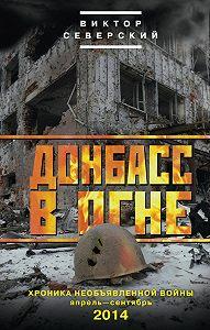 Виктор Северский - Донбасс в огне. Хроника необъявленной войны. Апрель – сентябрь 2014