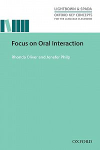 Jenefer Philp -Focus on Oral Interaction
