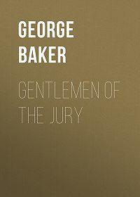 George Baker -Gentlemen of the Jury