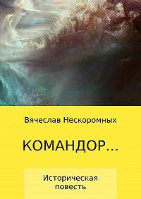 Вячеслав Нескоромных -командор…