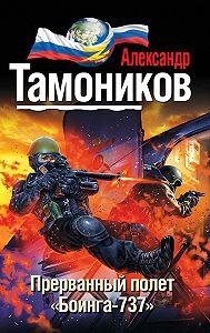 Александр Тамоников -Прерванный полет «Боинга-737»