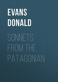 Donald Evans -Sonnets from the Patagonian
