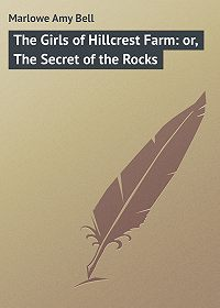 Amy Marlowe -The Girls of Hillcrest Farm: or, The Secret of the Rocks