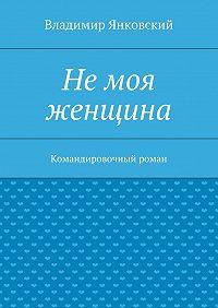 Владимир Янковский -Немоя женщина. Командировочный роман