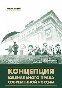Коллектив авторов -Концепция ювенального права современной России