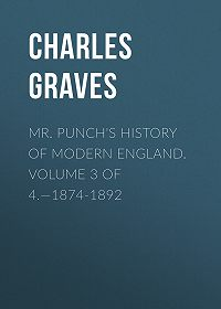 Charles Graves -Mr. Punch's History of Modern England. Volume 3 of 4.—1874-1892