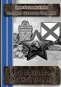 Александр Щербаков-Ижевский -Три офицера, тройной предел. Серия «Бессмертный полк»