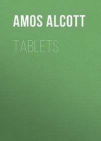 Amos Alcott -Tablets