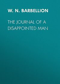 Wilhelm Nero Pilate Barbellion -The Journal of a Disappointed Man