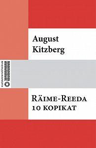 August Kitzberg -Räime-Reeda 10 kopikat