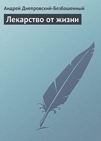 Андрей Днепровский-Безбашенный -Лекарство от жизни
