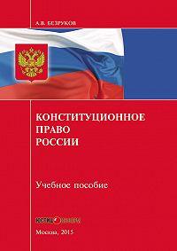 Андрей Безруков -Конституционное право России