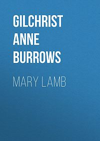 Anne Gilchrist -Mary Lamb