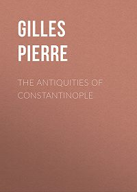 Pierre Gilles -The Antiquities of Constantinople