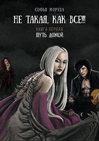 Софья Морева - Не такая как все!!! Книга первая. Путь домой