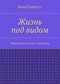 Илья Криштул -Жизнь под видом. Сборник рассказов иминиатюр