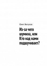 Олег Янгулов - Из-за чего шумиха, или Кто над нами подшучивает?