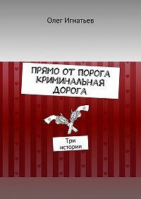 Олег Игнатьев -Прямо от порога криминальная дорога. Три истории