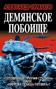 Александр Симаков - Демянское побоище. «Упущенный триумф Сталина» или «пиррова победа Гитлера»?