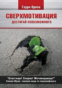 Гарри Орлов -Сверхмотивация