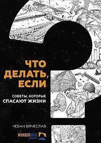 Вячеслав Чебан -Что делать, если. Советы, которые спасают жизни