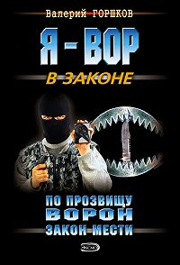 Валерий Горшков -Закон мести