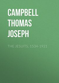 Thomas Campbell -The Jesuits, 1534-1921