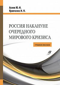 Юрий Асеев, Инна Кравченко - Россия накануне очередного мирового кризиса. Учебное пособие