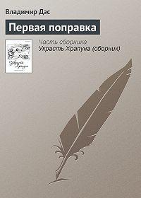 Владимир Дэс -Первая поправка