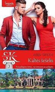 Abby Green -Kaltės šešėlis