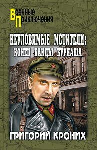 Григорий Андреевич Кроних -Неуловимые мстители. Конец банды Бурнаша