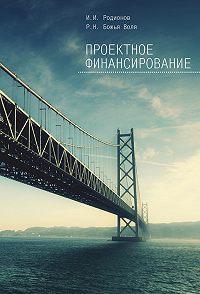 Иван Родионов -Проектное финансирование